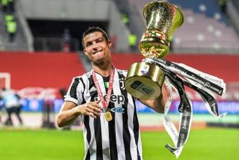 L'Italie regrette déjà Cristiano Ronaldo. afp