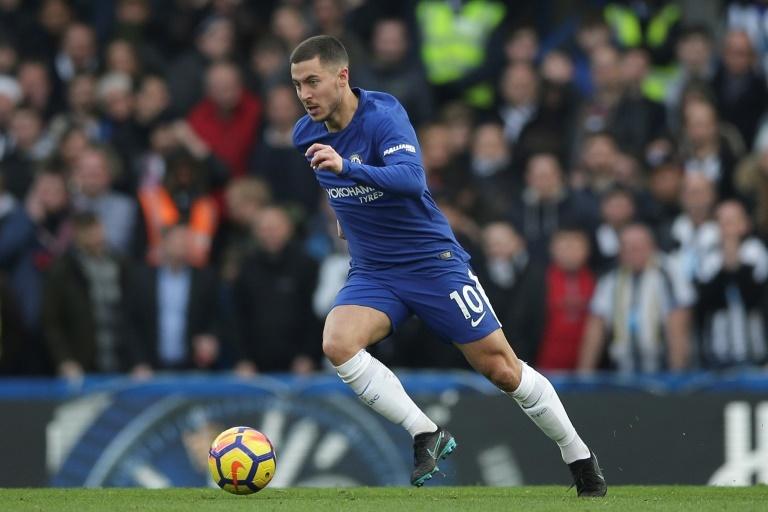 Doublé pour Hazard, Chelsea assure — Ang