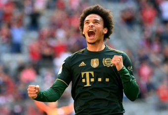 Bayern meteu sete gols no Bochum, vencendo por 7 a 0. AFP
