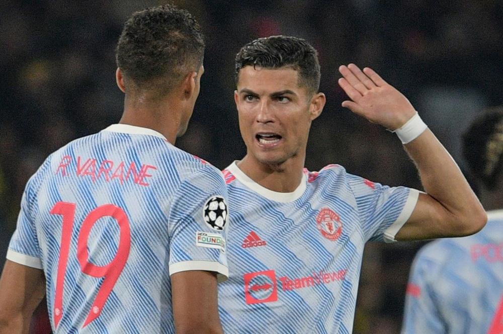 Le match de Varane contre les Young Boys en a déçu plus d'un. AFP