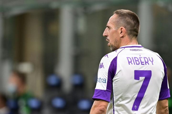 Ribéry, les débuts de la fin ? AFP