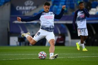 Luka Jovic pour remplacer Ronaldo à la Juve ? AFP