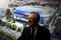 Florentino Pérez ne lâche pas Mbappe. AFP