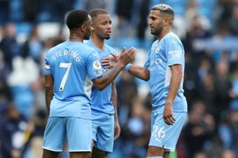 Rio Ferdinand verrait bien Sterling à Liverpool. AFP