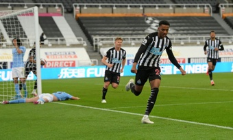 Newcastle and Leeds back with some Premier League action after a week of European football. AFP