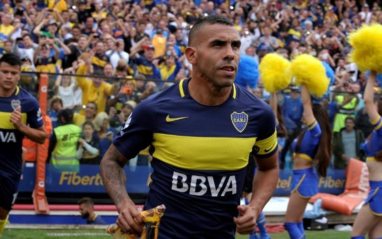 Carlos Tévez: