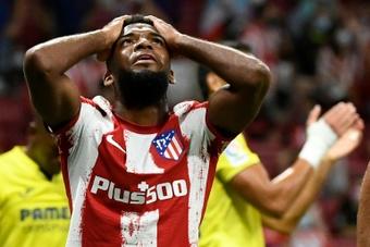 L'Atlético Madrid cale contre Villarreal. AFP