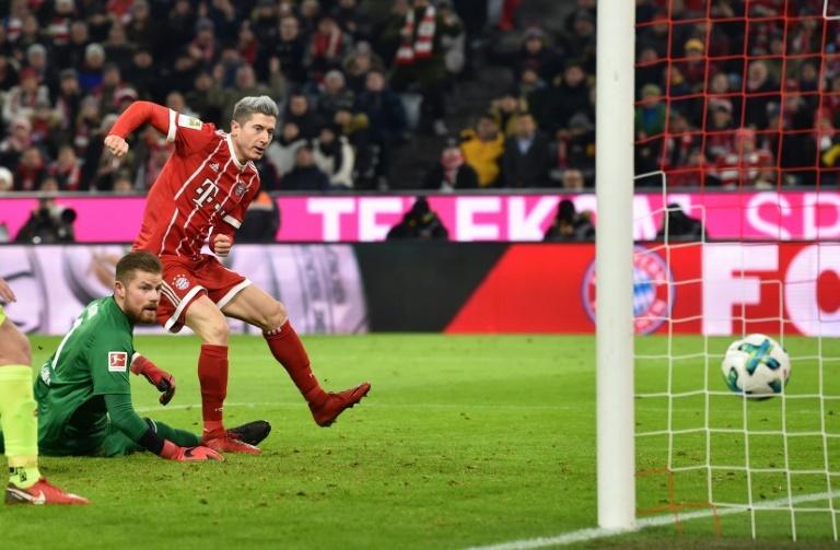 All. : Müller libère le Bayern !