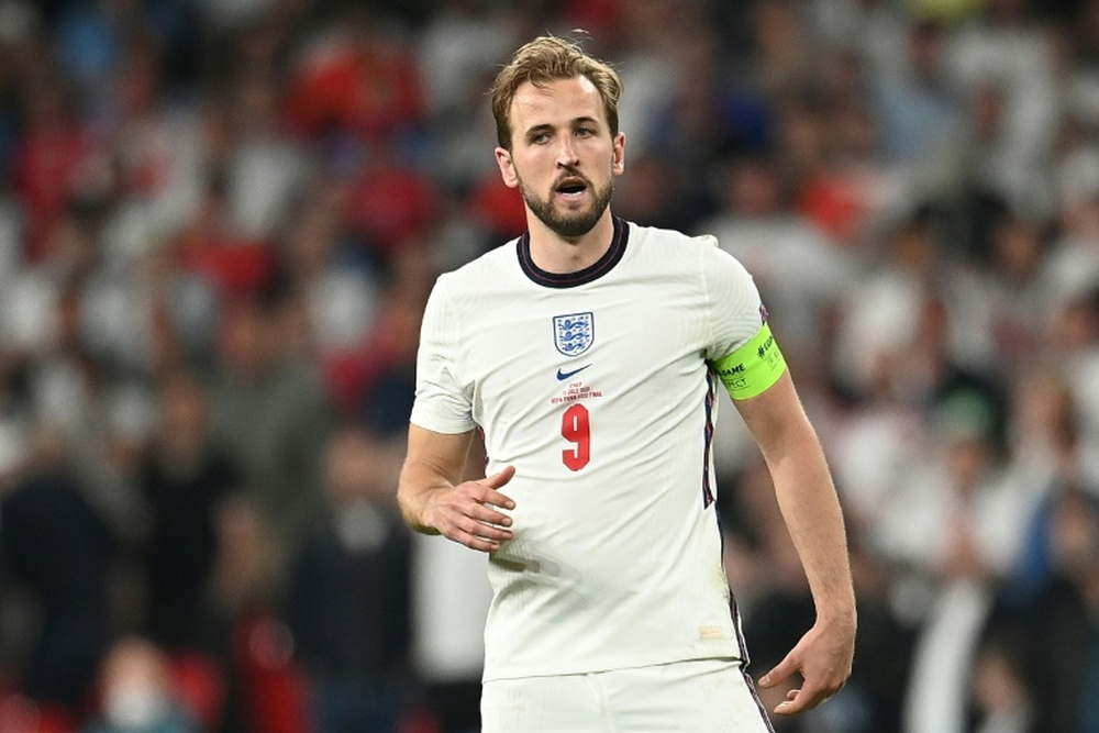 Le formazioni ufficiali di Inghilterra-Andorra. AFP
