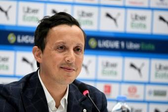 Longoria souhaite que la Ligue 1 s'inspire de la Liga. AFP