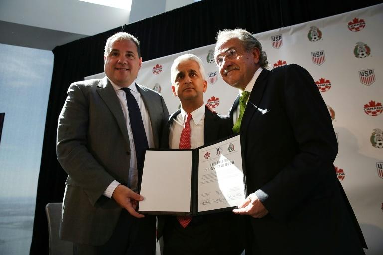 Mondial 2026 : Le Maroc et le trio USA-Canada-Mexique candidats