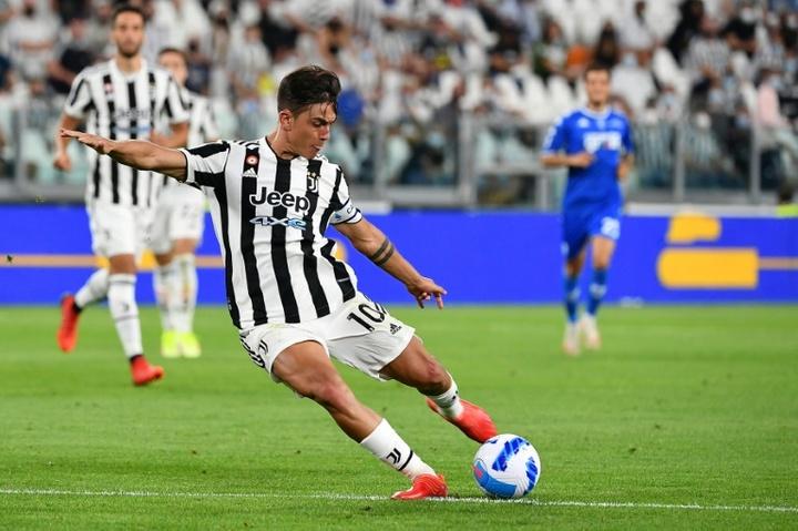 La Juventus veut prolonger Dybala avant la fin septembre. afp