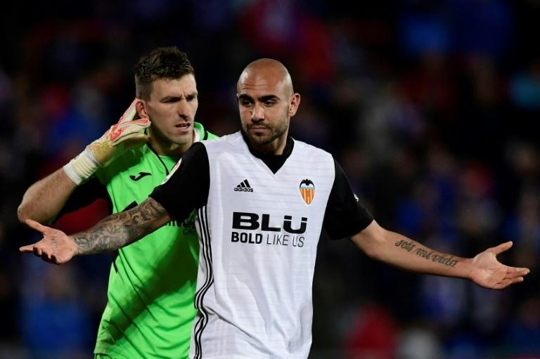 Première défaite pour Valence — Liga