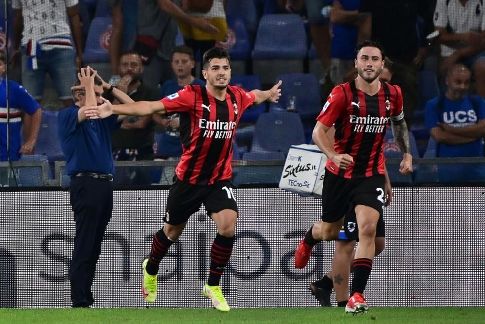 Compos probables : Liverpool-Milan AC. AFP