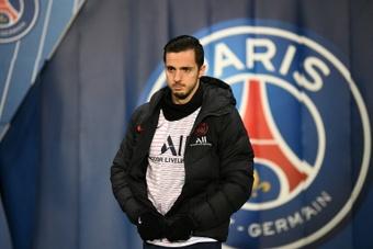 Lyon a essayé de récupérer Pablo Sarabia. AFP