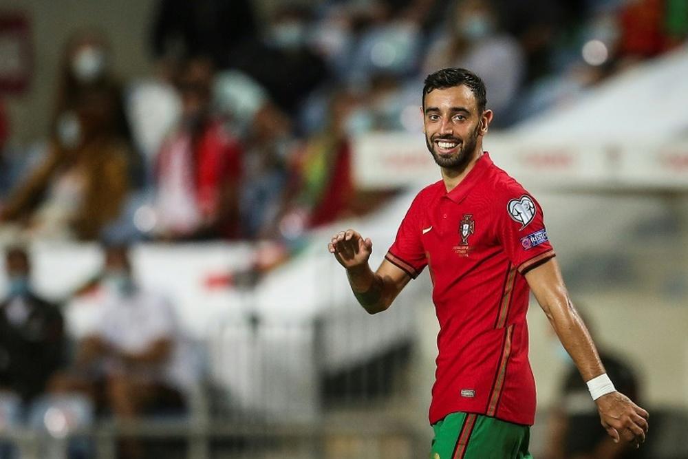 Compos officielles : Azerbaïdjan-Portugal. AFP