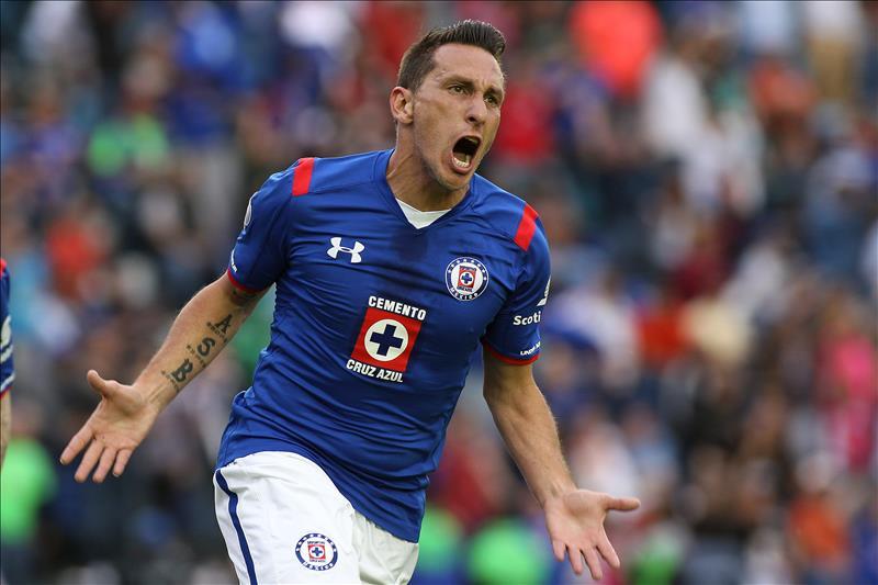 Caixinha confirmó que el 'Chaco' no seguirá en Cruz Azul