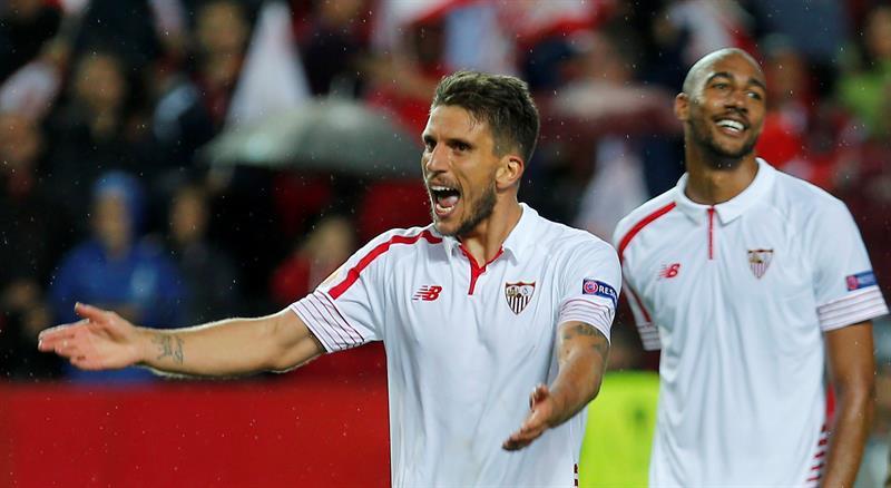 Rien ne va plus pour Nzonzi — FC Séville