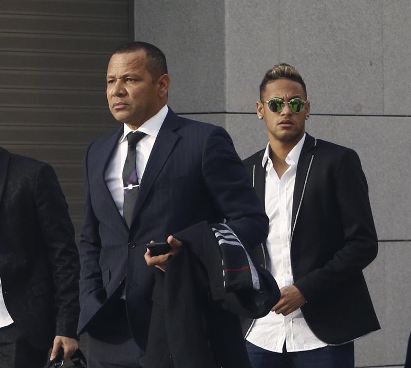 ¿Neymar al Madrid? Ahora no, en cinco años... quién sabe