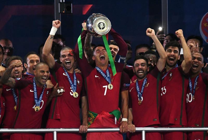 Así quedan los bombos para el sorteo de la Eurocopa 2020