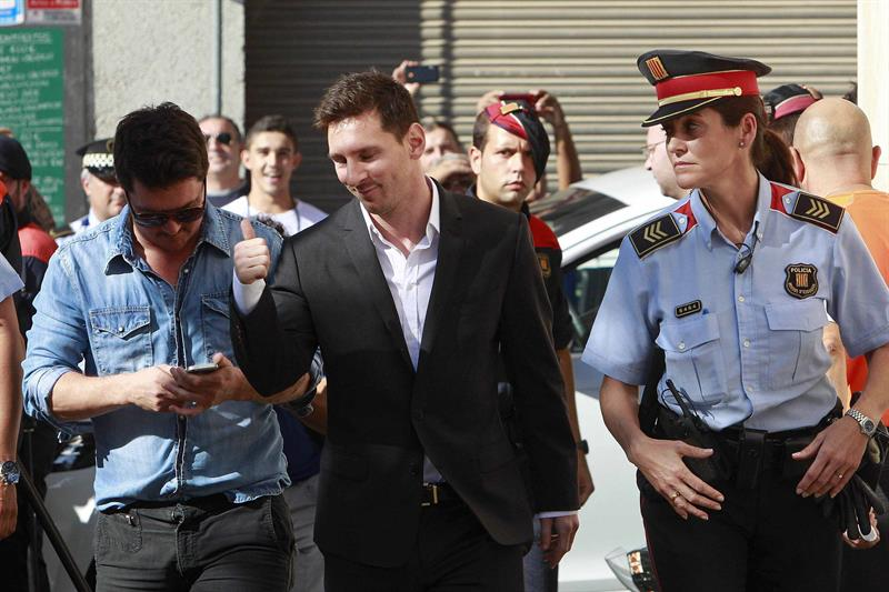 Messi Juzgado