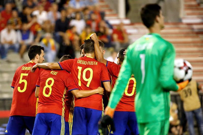 Une menace d'exclusion du Mondial plane au-dessus de l'Espagne