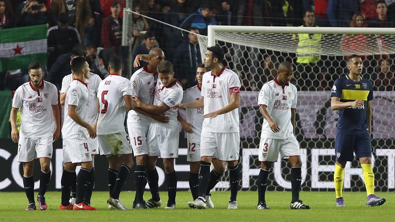 Boca jugó un torneo por... ¡un jamón para Angelici!