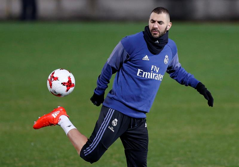 Real Madrid : Karim Benzema, out trois semaines