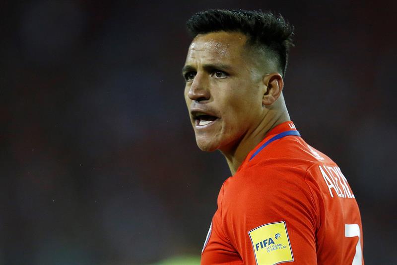 Mohamed Elneny se burló de Alexis Sánchez porque no va al Mundial