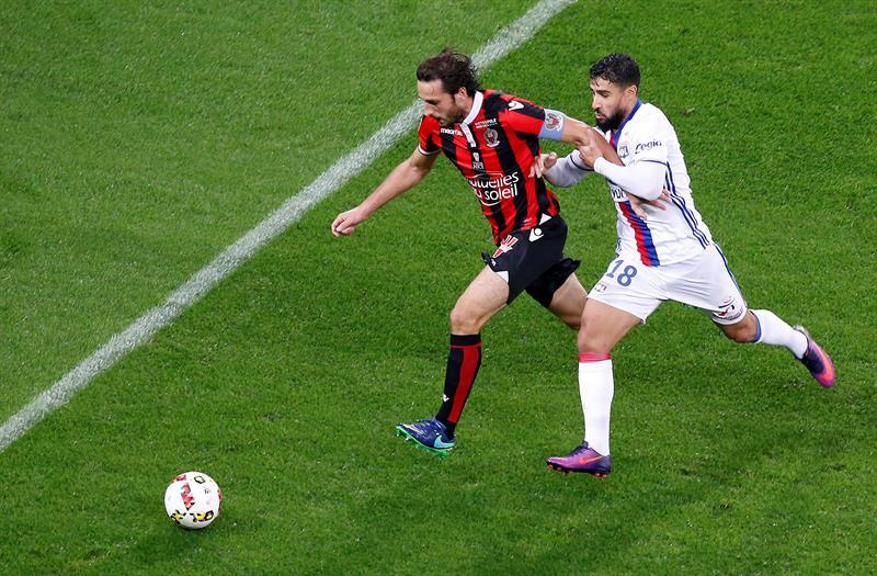Malade, Nabil Fékir doit déclarer forfait — Nice-Lyon