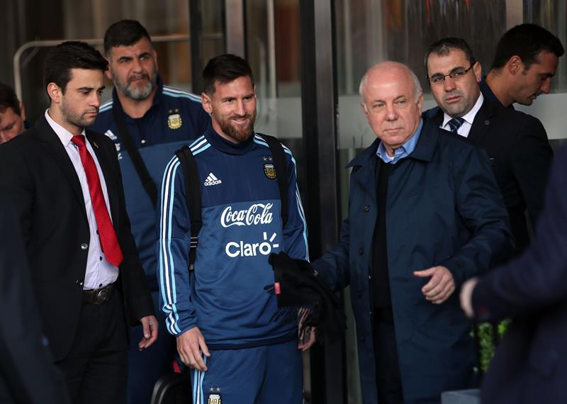 'Messi no necesita ganar un Mundial': Óscar Tabárez