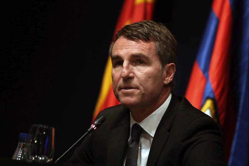 Gremio de Porto Alegre anunció que demandará al Barcelona — Por una fotografía