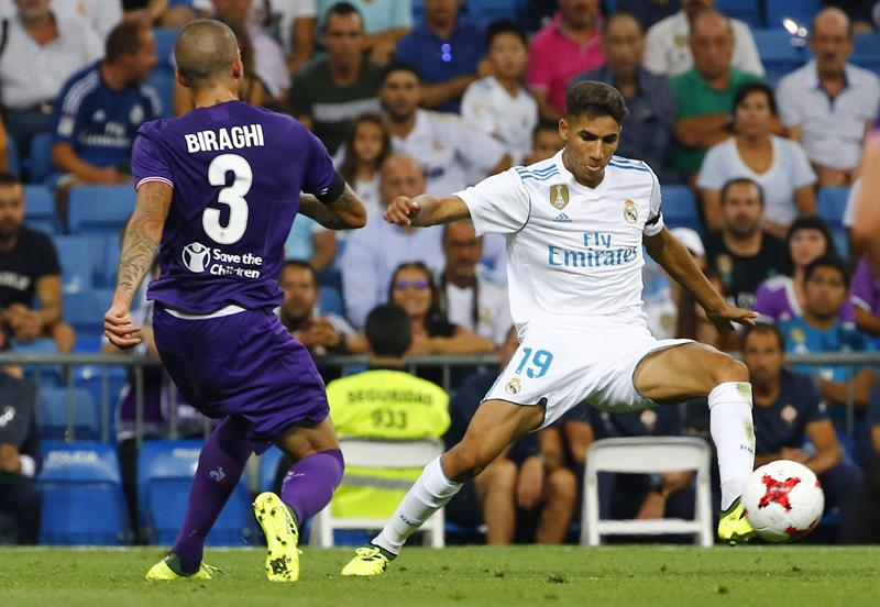 Le Real Madrid explose le FC Séville — Liga