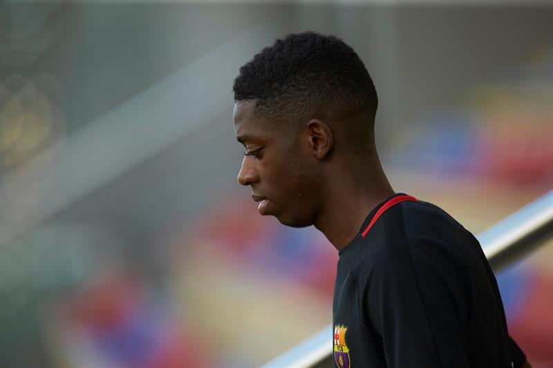 Seri ne voulait pas imiter Dembélé pour rejoindre Barcelone — Nice