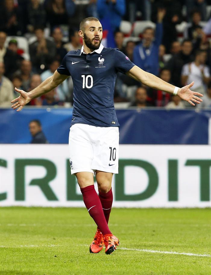 Será difícil seleccionar a Benzema con Francia