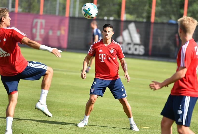 Thorgan Hazard marque et s'impose sur le Bayern Munich