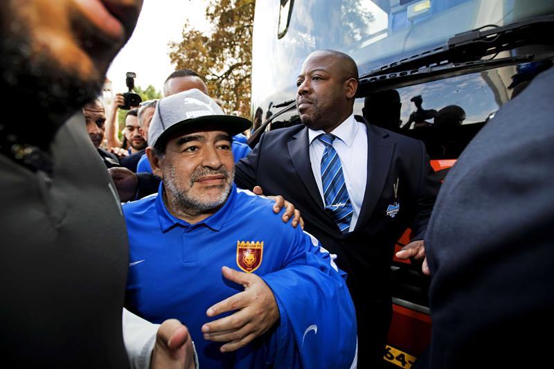 Maradona dijo cuál fue el mejor arquero que vio en su vida