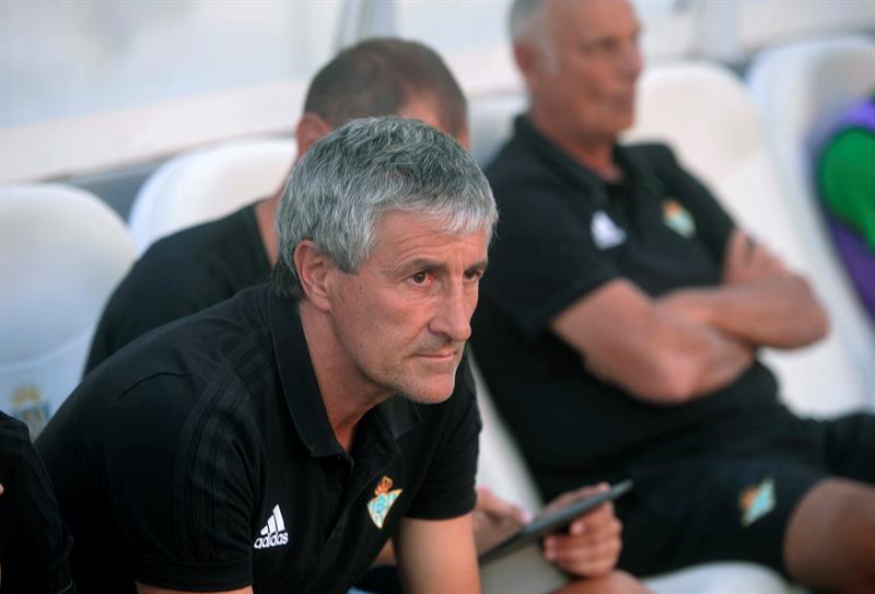 Andrés Guardado espera regresar al once titular del Betis