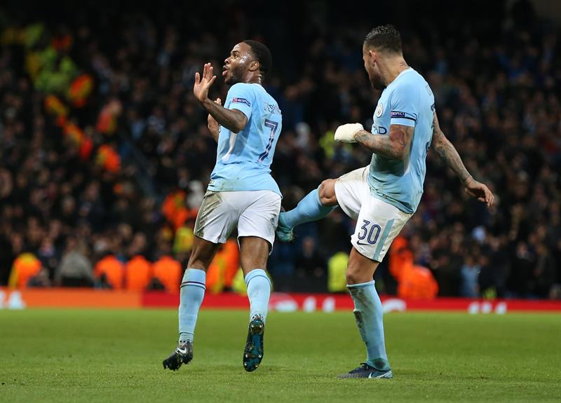 Man City s'en sort bien à Huddersfield (2-1)