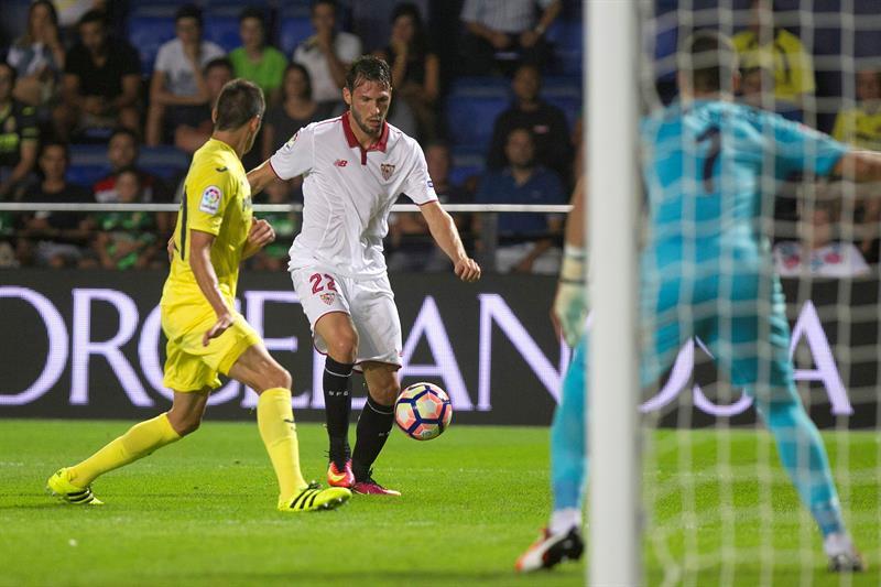 Sevilla volvió a remontar y venció a Villarreal