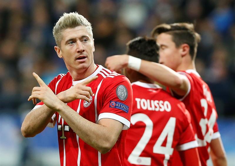 Bayern Munich ganó y estiró su ventaja en la Bundesliga