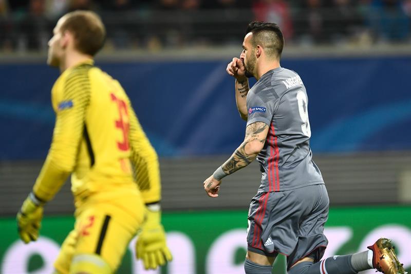 Cuaresma y Pepe titulares en la derrota del Besiktas — Turquía