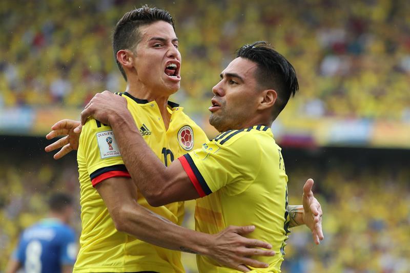 Colombia jugaría ante Francia, según presidente de la FFF