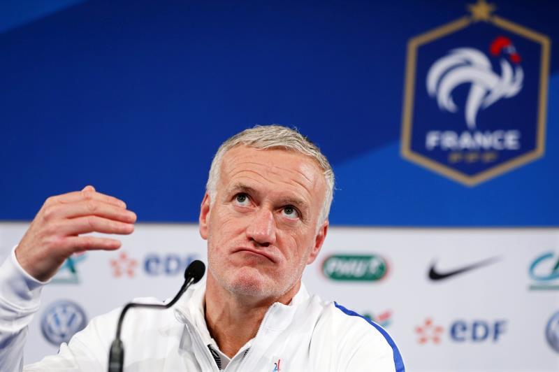 Francia anuncia amistoso contra Colombia