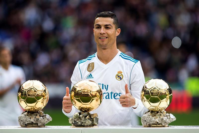No sé si a Cristiano le quitaron el Balón de Oro, el Madrid tiene mucho poder