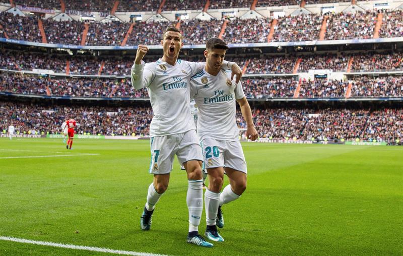 Entraîner Cristiano Ronaldo, Ancelotti en tremble encore — Liga