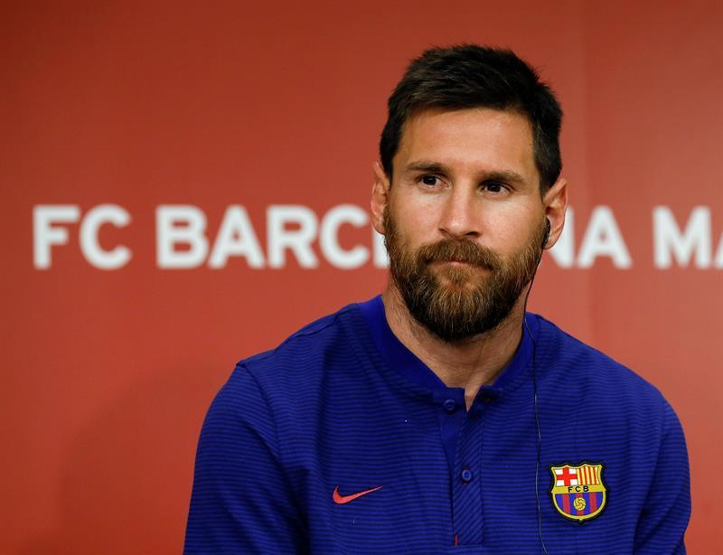 El hermano de Messi recibió la prisión domiciliaria