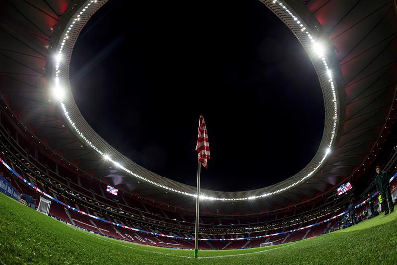 Atlético Madrid despidió 2017 con la presentación de Diego Costa