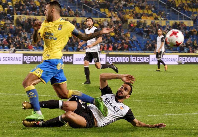 Vietto revivió en Valencia con un hat-trick