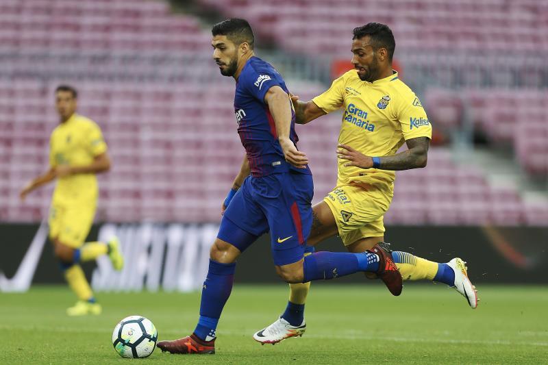 La situación del 'Clásico' recuerda a aquel Barcelona-Las Palmas de 2017